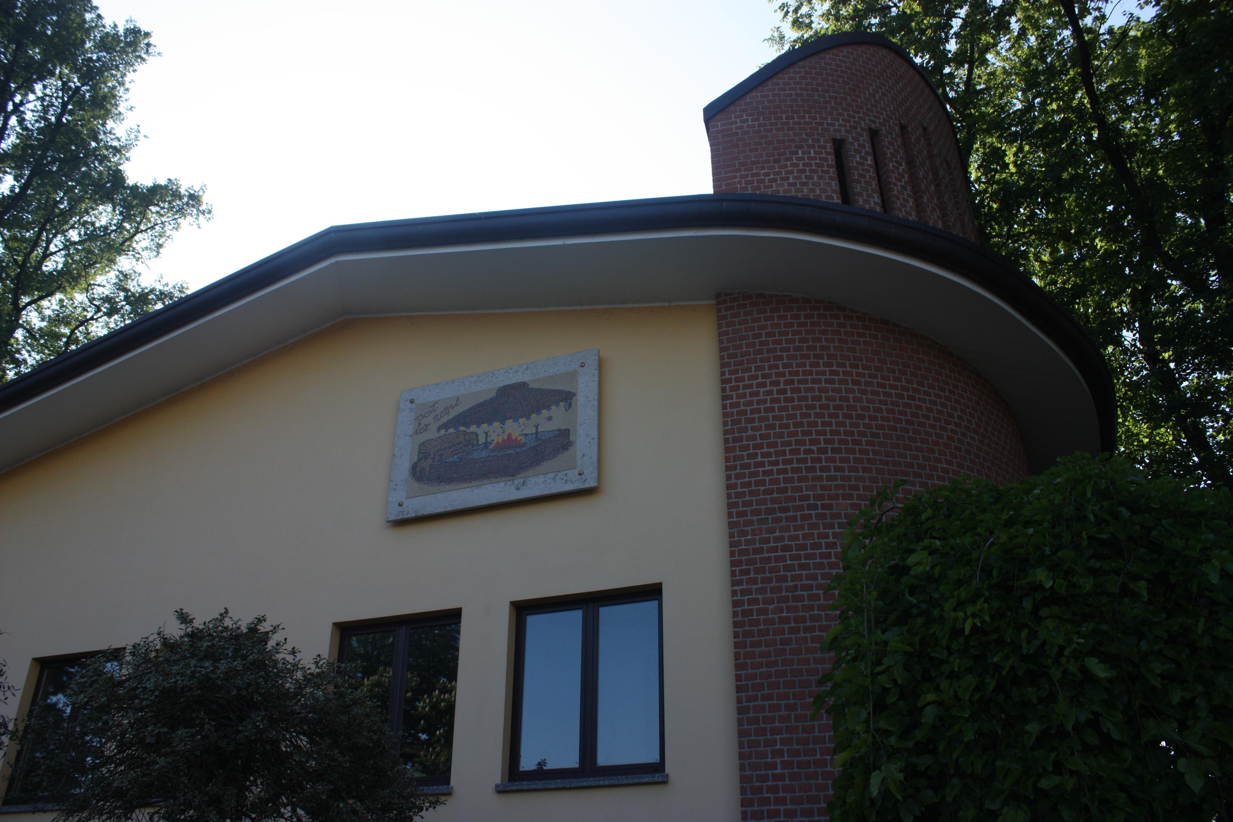 vista esterna